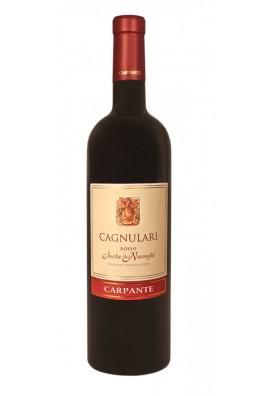 Wine Cagnulari I.G.T. - Cantina Carpante