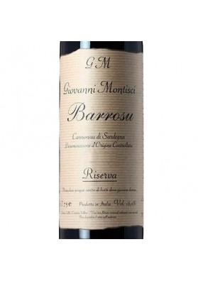 Barrosu wine  - Cannonau di Sardegna Montisci