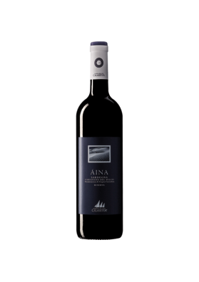 Vino Aina - Riserva Carignano cantina Calasetta