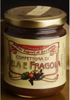 Confettura mela e fragola - Antichi Sapori di Sardegna Gavoi