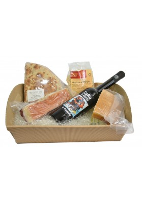 "Gift box ""Orgolesu"" - Sardinian products"