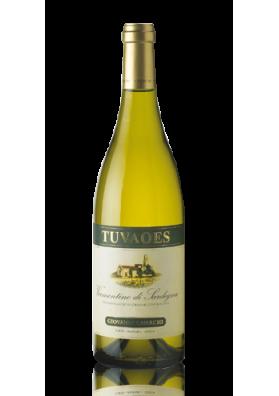 Tuva0es wine - Vermentino Cherchi