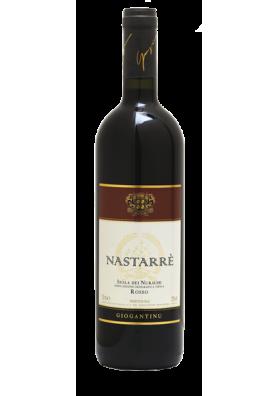 Vino rosso Nastrarrè - Cantina Giogantinu