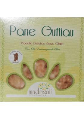 Carasau Guttiau bread gluten free - Madrigali