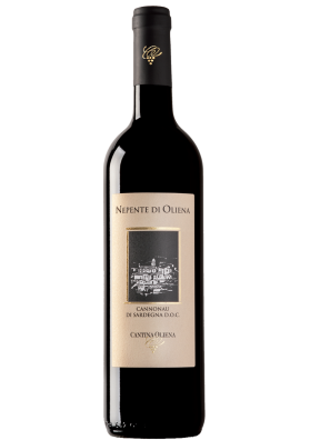 Red wine Nepente - Cantina sociale di Oliena
