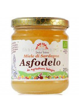 Asphodel organic honey -  Apimed