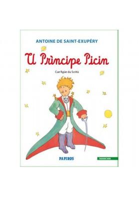 U Principe Picin  - Il Piccolo Principe in tabarchino (variante del genovese)