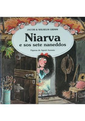 Niarva e sos setes naneddos - Biancaneve e i sette nani