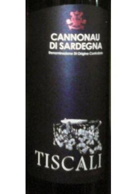 Tiscali - Cannonau di Sardegna Nepente di Oliena wine - F.lli Puddu