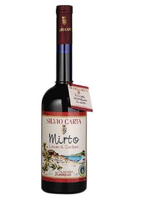 Mirto rosso di Sardegna BIO - Silvio Carta
