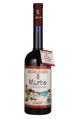Sardinian red Myrtle Organic - Silvio Carta