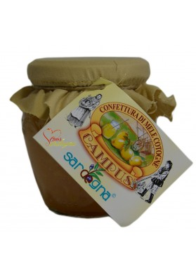 Confettura di mele cotogne di Sardegna - Campus