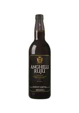 Anghelo Ruju wine - Alghero liquoroso DOC Sella e Mosca