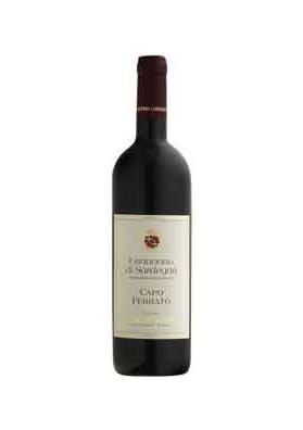 Vino Cannonau di Sardegna Capo Ferrato - Cantina di Castiadas