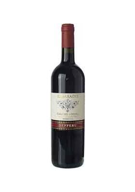 Karabadis wine - IGT rosso Colli del Limbara cantina Depperu