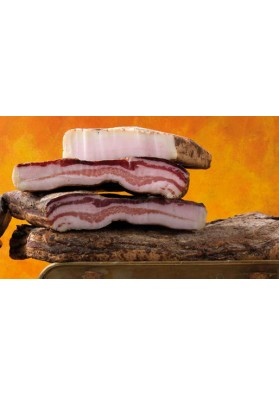 Sardinian bacon - Puddu