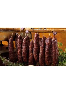 Salsiccia sarda al vino Nepente - Puddu