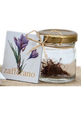 Zafferano sardo biologico - Serconi Mamoiada