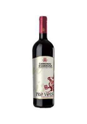 Pro Vois 75 wine - Cannonau nepente reserveCantina Puddu di Oliena