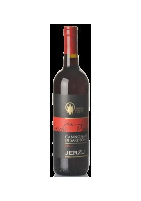 Cannonau di Sardegna wine - Antichi poderi Jerzu
