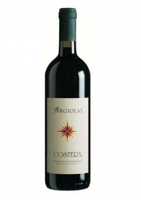 Costera wine - DOC di Sardegna - Cantina Argiolas