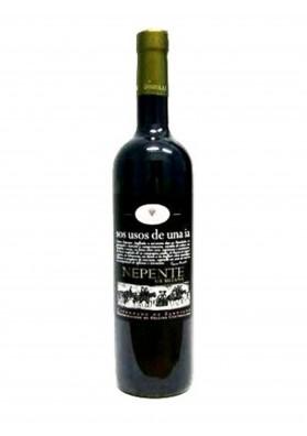 Sos usos de una 'ia wine - Cannonau Nepente di Sardagna Cantina Gostolai