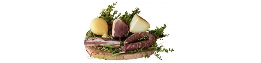 Gastronomia sarda - vendita online prodotti tipici sardi - formaggi, dolci salumi.